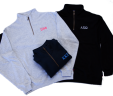 """Sport Tec ¼ Zip Pullover Sweatshirt with 1"""" Embroidered Greek Letters"""